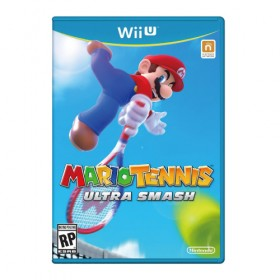 Mario Tennis: Ultra Smash - Wii U (USA)