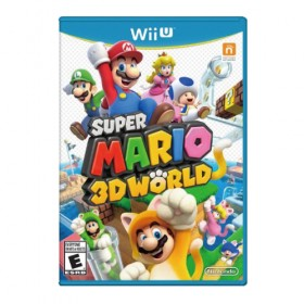 Super Mario 3D World - Wii U (USA)