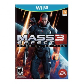 Mass Effect 3 *Standard Edition* - Wii U (USA)