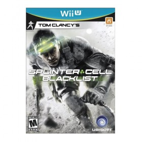 Tom Clancy's Splinter Cell Blacklist *Standard Edition* - Wii U (USA)
