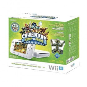 Nintendo Wii U 8GB Basic *Limited Edition* Skylanders SWAP Force Bundle (USA)