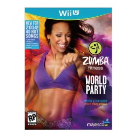 Zumba Fitness World Party - Wii U (USA)