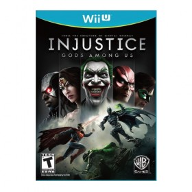 Injustice: Gods Among Us *Standard Edition* - Wii U (USA)