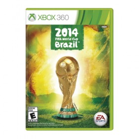 EA Sports 2014 FIFA World Cup Brazil - Xbox360 (USA)