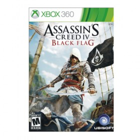 Assassin's Creed IV Black Flag *Standard Edition* - Xbox360 (USA)