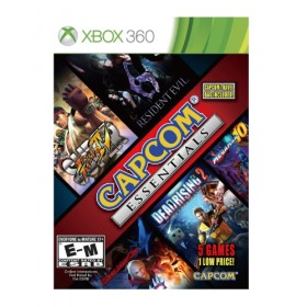 Capcom Essentials - Xbox360 (USA)