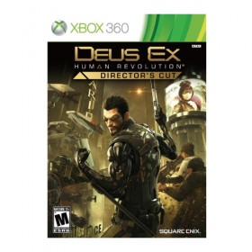 Deus Ex Human Revolution: Director's Cut - Xbox360 (USA)