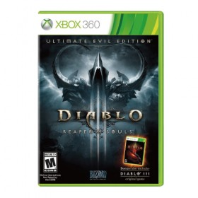 Diablo III: Ultimate Evil Edition - Xbox360 (USA)