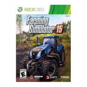 Farming Simulator 15 - Xbox360 (USA)