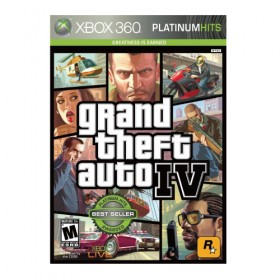 Grand Theft Auto IV *Standard Edition* - Xbox360 (USA)