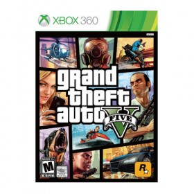 Grand Theft Auto V *Standard Edition* - Xbox360 (USA)