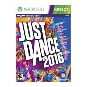 Just Dance 2016 *Standard Edition* - Xbox 360 (USA)