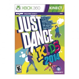 Just Dance Kids 2014 - Xbox360 (USA)