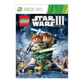 LEGO Star Wars III The Clone Wars - Xbox360 (USA)