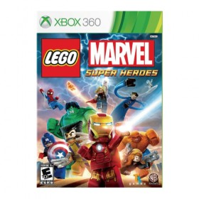 LEGO: Marvel *Standard Edition* - Xbox360 (USA)
