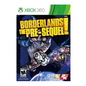 Borderlands: The Pre-Sequel - Xbox360 (USA)