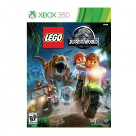 LEGO Jurassic World - Xbox360 (USA)