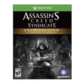 Assassin's Creed Syndicate *Gold Edition* - Xbox One (USA)