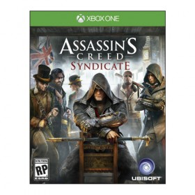 Assassin's Creed Syndicate *Standard Edition* - Xbox One (USA)