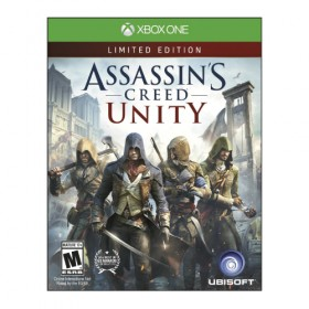Assassin's Creed Unity *Standard Edition* - Xbox One (USA)