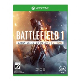 Battlefield 1 Early Enlister Deluxe Edition - Xbox One (USA)