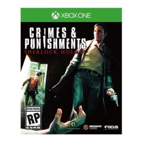 Crimes and Punishments: Sherlock Holmes - Xbox One (USA)
