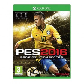 Pro Evolution Soccer 2016 - Xbox One (USA)