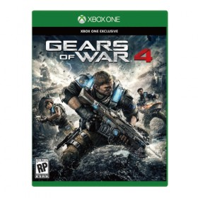 Gears of War 4 *Standard Edition* - Xbox One (USA)