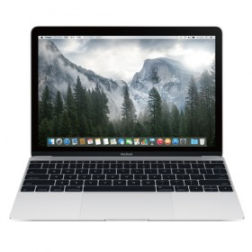 "Notebook - Apple MacBook 12.0"" SSD256GB *2015 model* - SILVER -"