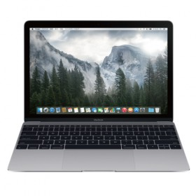 "Notebook - Apple MacBook 12.0"" SSD256GB *2015 model* - GRAY -"