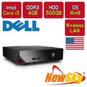 Desktop - Dell Alienware Alpha ASM100-1580 (Core i3-4130T, 4GB, 500GB, Win8)