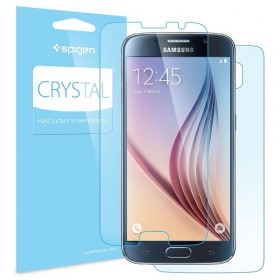 Spigen Screen Protector for Galaxy S6 (Crystal)