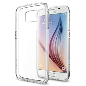 Spigen Ultra Hybrid for Galaxy S6 (Crystal Clear)
