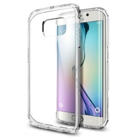 Spigen Ultra Hybrid for Galaxy S6 Edge (Crystal Clear)