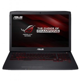$ASUS G751JT 17.3-inch i7-4720HQ 32GB 250GB SSD + 2TB 5400rpm HDD Nvidia 970M 3GB Full HD IPS Windows 10 Gaming Laptop