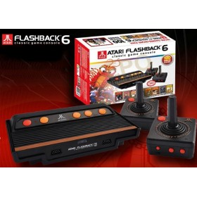 Atari AtGames Flashback 5 Retro Game Console with 92 Games
