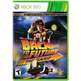Back to the Future: The Game - 30th Anniversary - Xbox360 (USA)