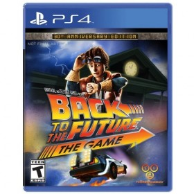 Back to the Future: The Game - 30th Anniversary Edition - PS4 (USA)