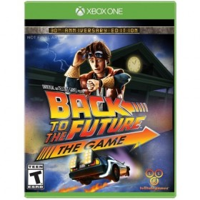 Back to the Future: The Game - 30th Anniversary Edition - Xbox One (USA)
