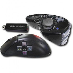 Dual SFX Frag Pro - Wireless for PS3 & PC