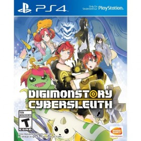 Digimon Story: Cyber Sleuth - PS4 (USA)