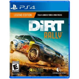 Dirt Rally - PS4 (USA)