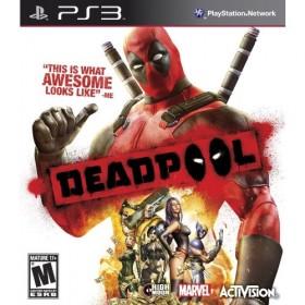 DeadPool - PS3 (USA)