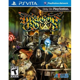 Dragons Crown - PS Vita (USA)
