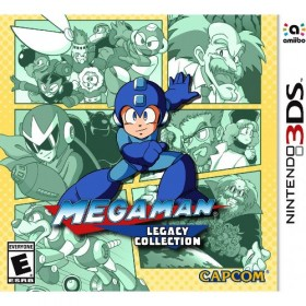 Megaman Legacy Collection - 3DS (USA)