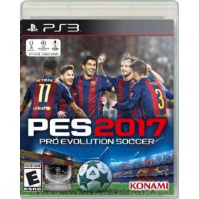$ Pro Evolution Soccer 2017 - PlayStation 3 Standard Edition