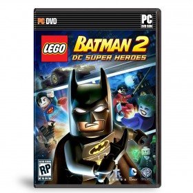LEGO Batman 2: DC Super Heroes - Windows (USA)