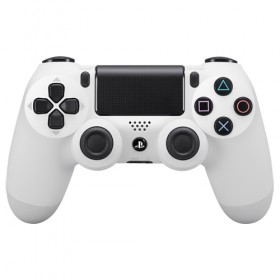 SONY DualShock4 *Glacier Whiten* - PS4 (USA)