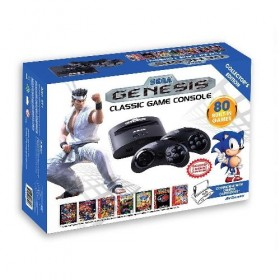 Sega Genesis AtGames Classic Game Console 2014 with 80 games