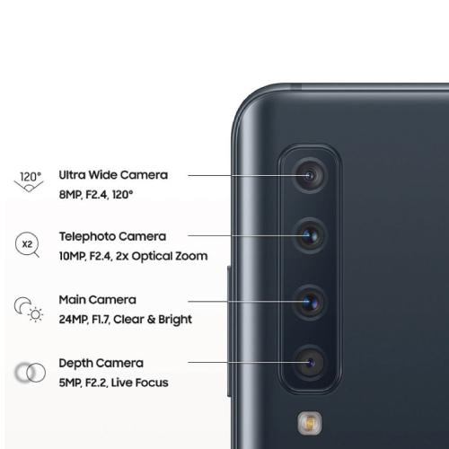 Smartphone SAMSUNG Galaxy A9 (2018) Dual (A920FD) - Factory Unlocked
